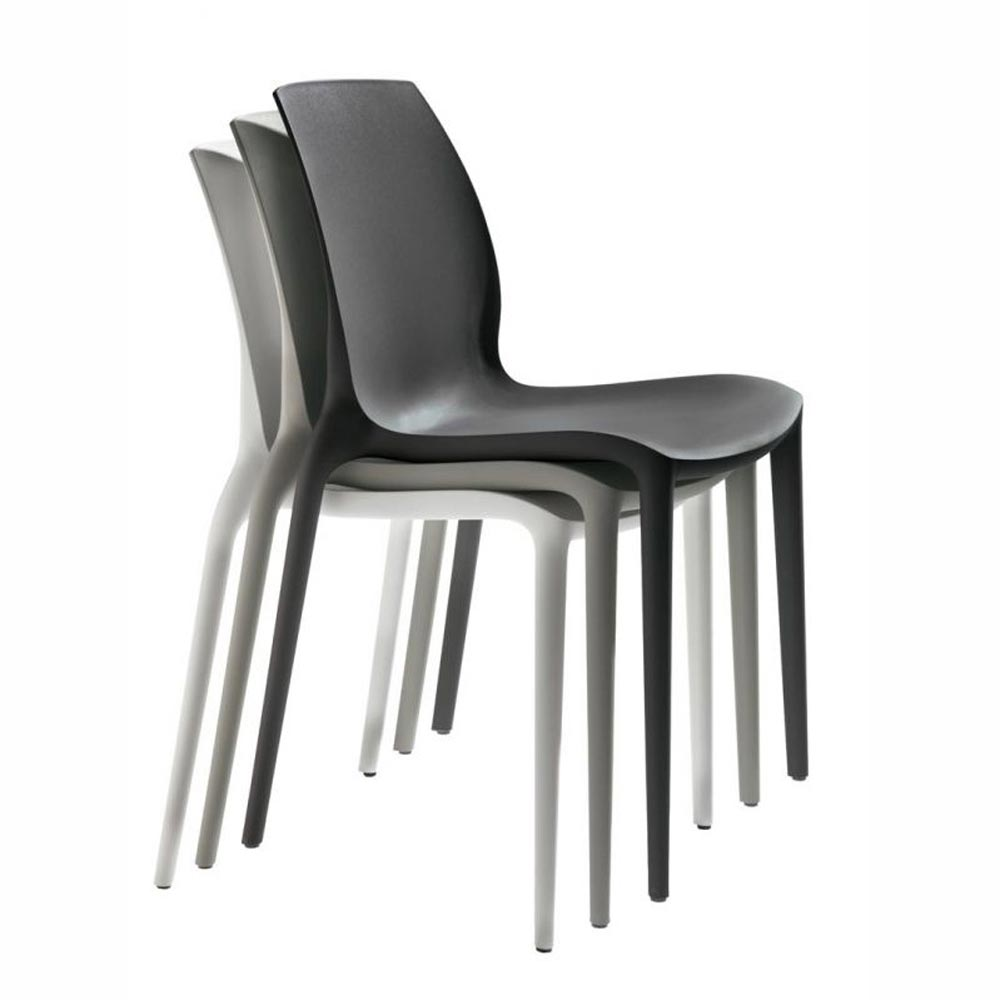 Hidra Dining Chair by Bontempi