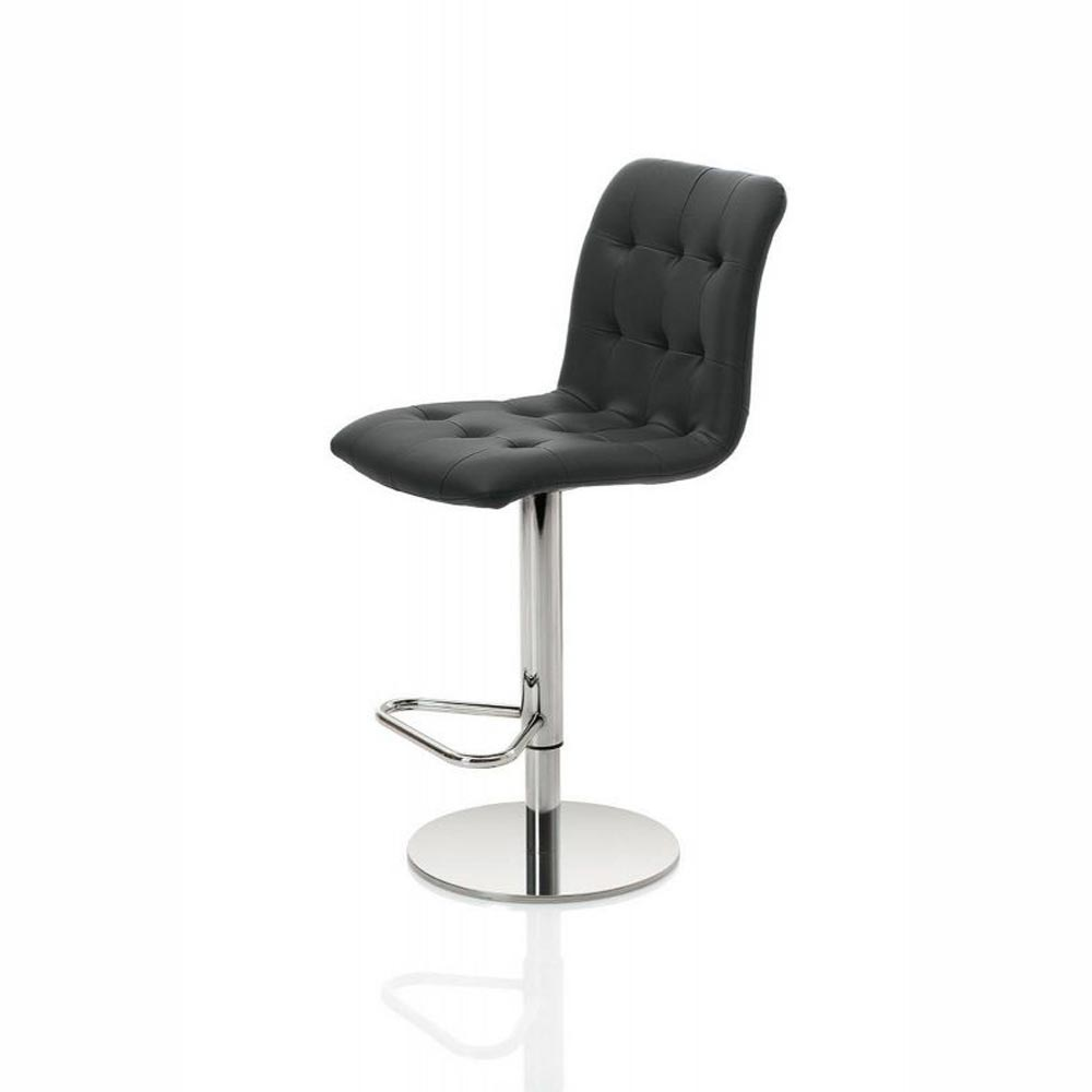 Kuga Bar Stool by Bontempi