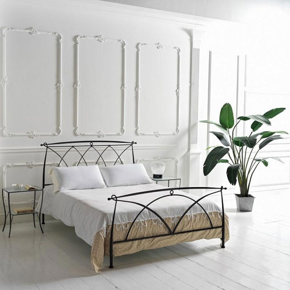 Manon Double Bed by Bontempi