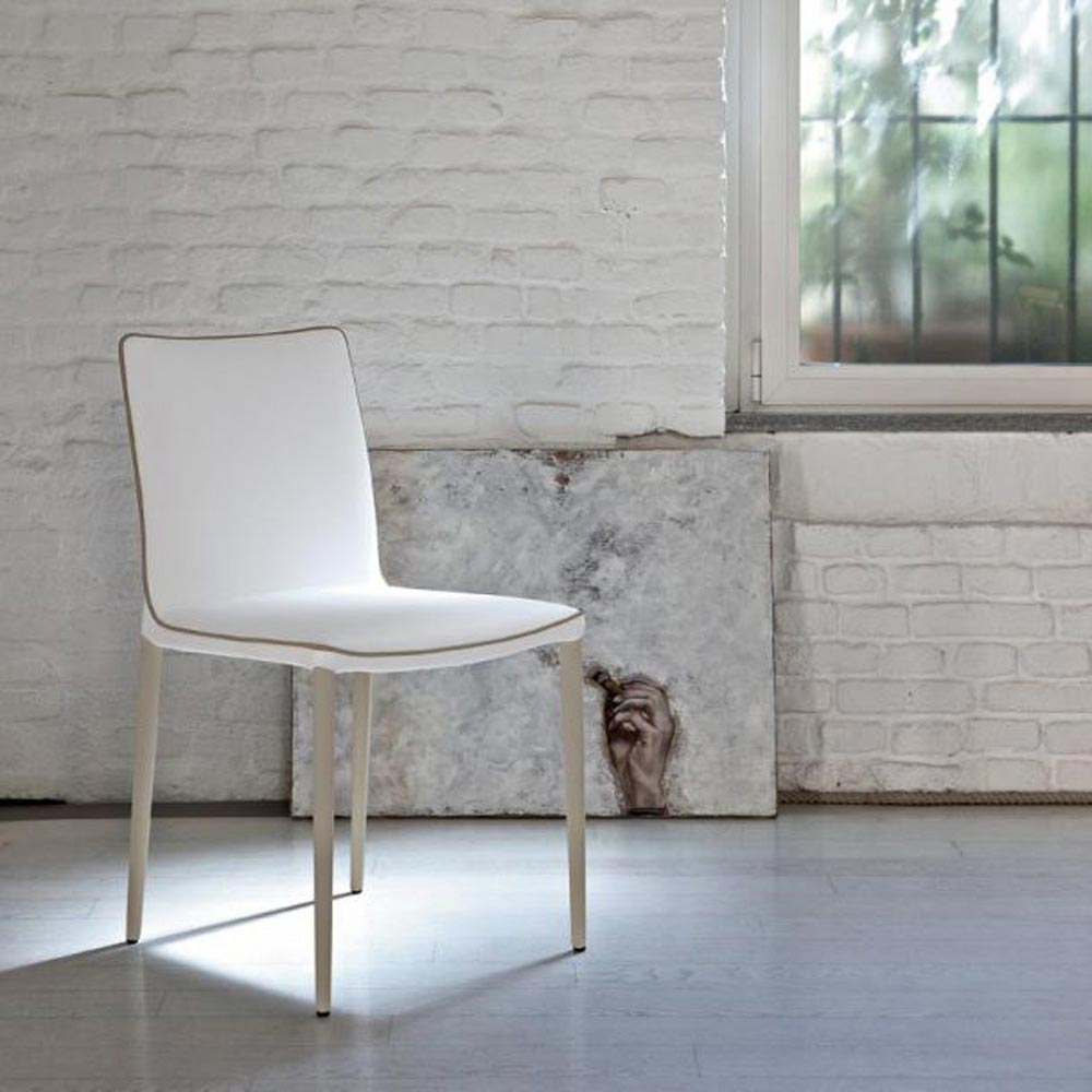 Nata 40.75 Dining Chair by Bontempi