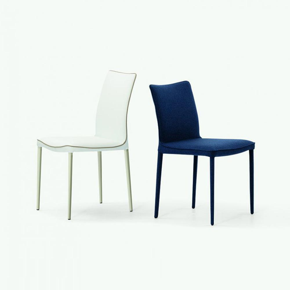 Nata 40.76 Dining Chair by Bontempi