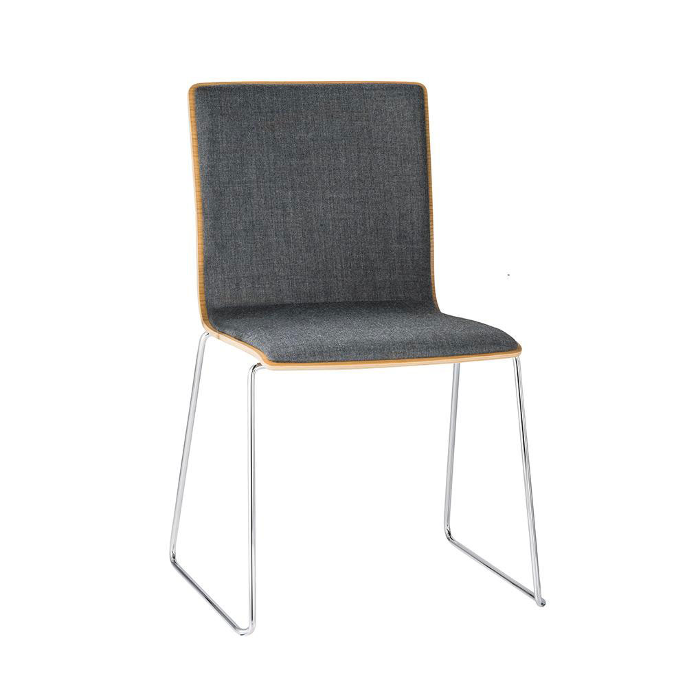 Flux Dining Chair by Brune