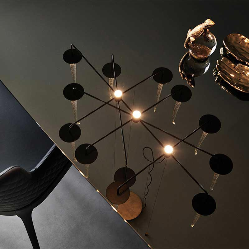 Lancelot Ceiling Lamp by Cattelan Italia