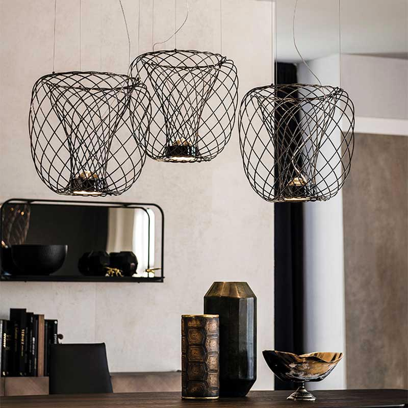 Twister Ceiling Lamp by Cattelan Italia