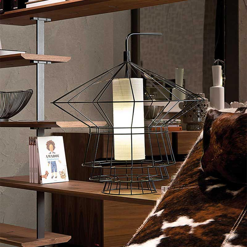 Zeppelin Table Lamp by Cattelan Italia