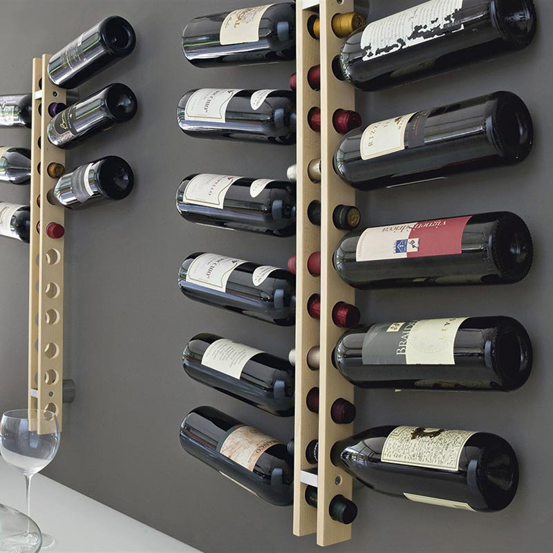 Arsenal Bottle Holder by Connubia Calligaris