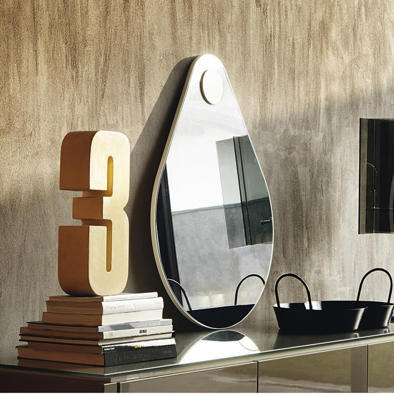 Drop Mirror by Connubia Calligaris