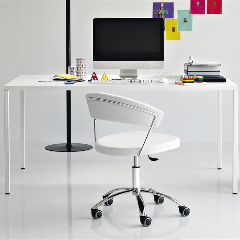 New York Swivel Chair by Connubia Calligaris