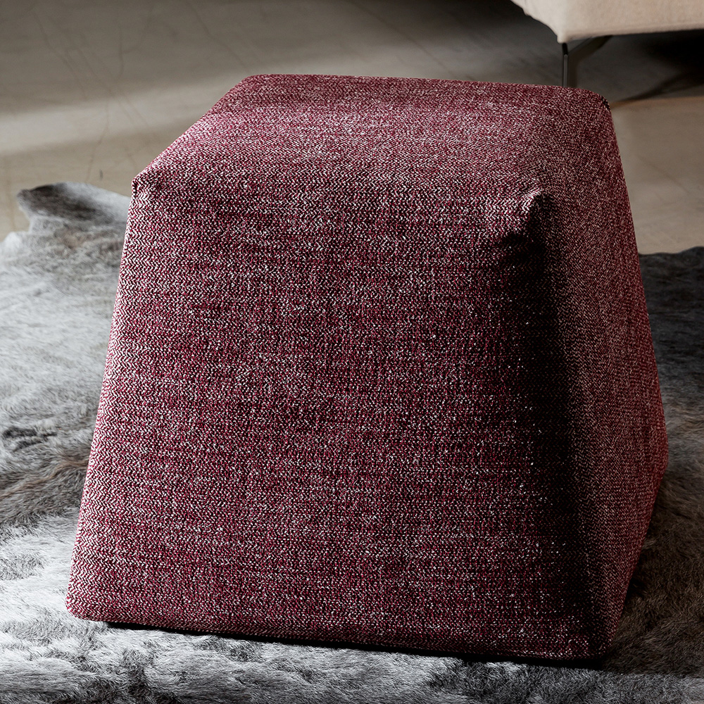 Idea Footstool by Dallagnese