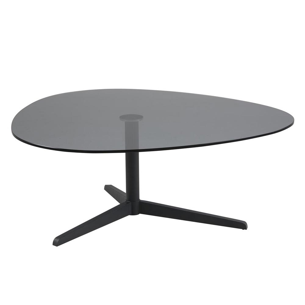 Barnsley Large Black Coffee Table By Dk Modern
