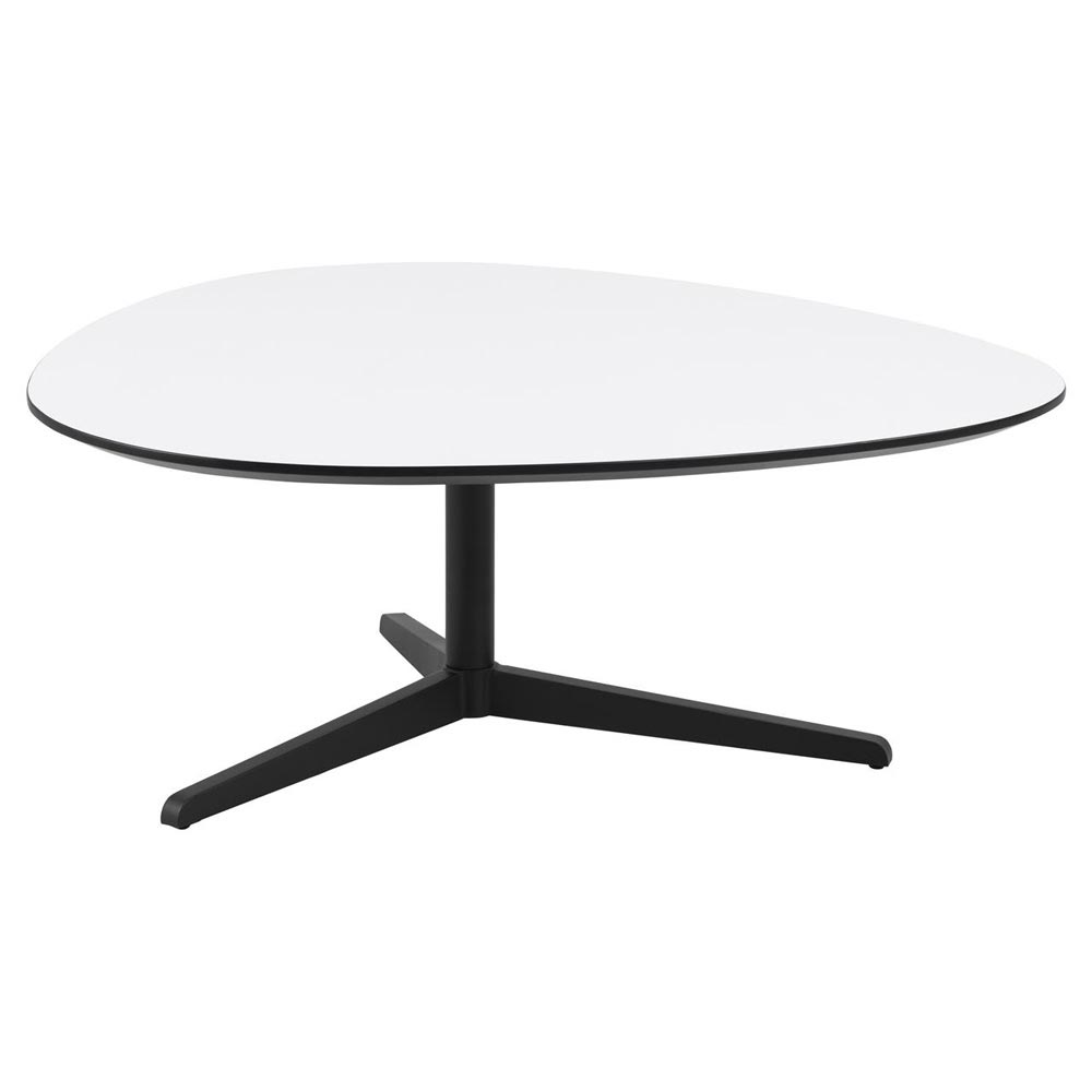 Barnsley Large White Coffee Table By Dk Modern Fci London