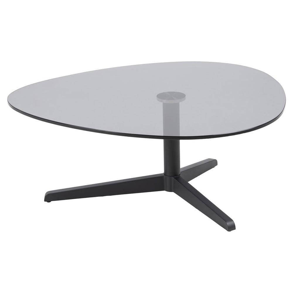 Barnsley Small Black Coffee Table By Dk Modern