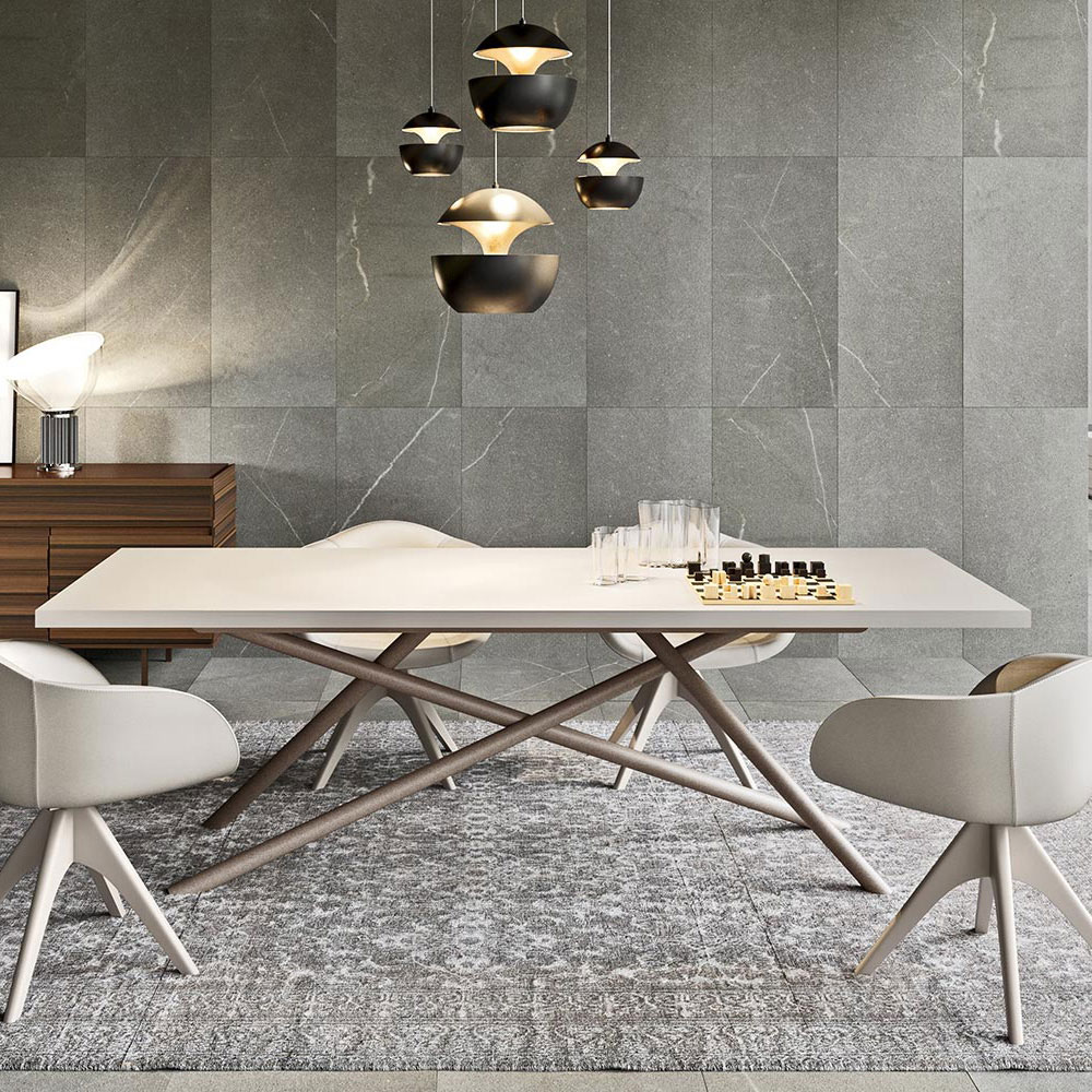 Shanghai Dining Table by EmmeBi