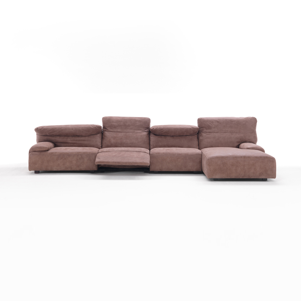 Daytona Sofa Essence Collection by Naustro Italia