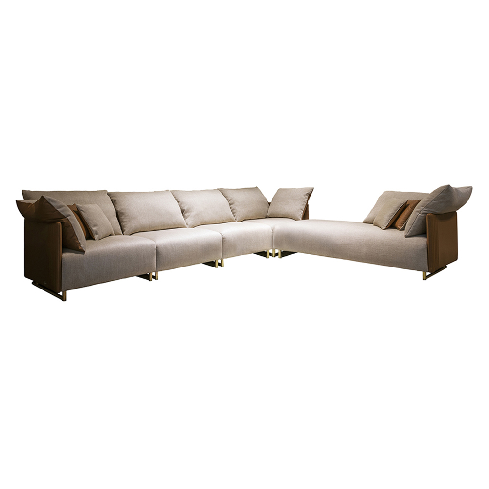 Suite Sofa Essence Collection by Naustro Italia