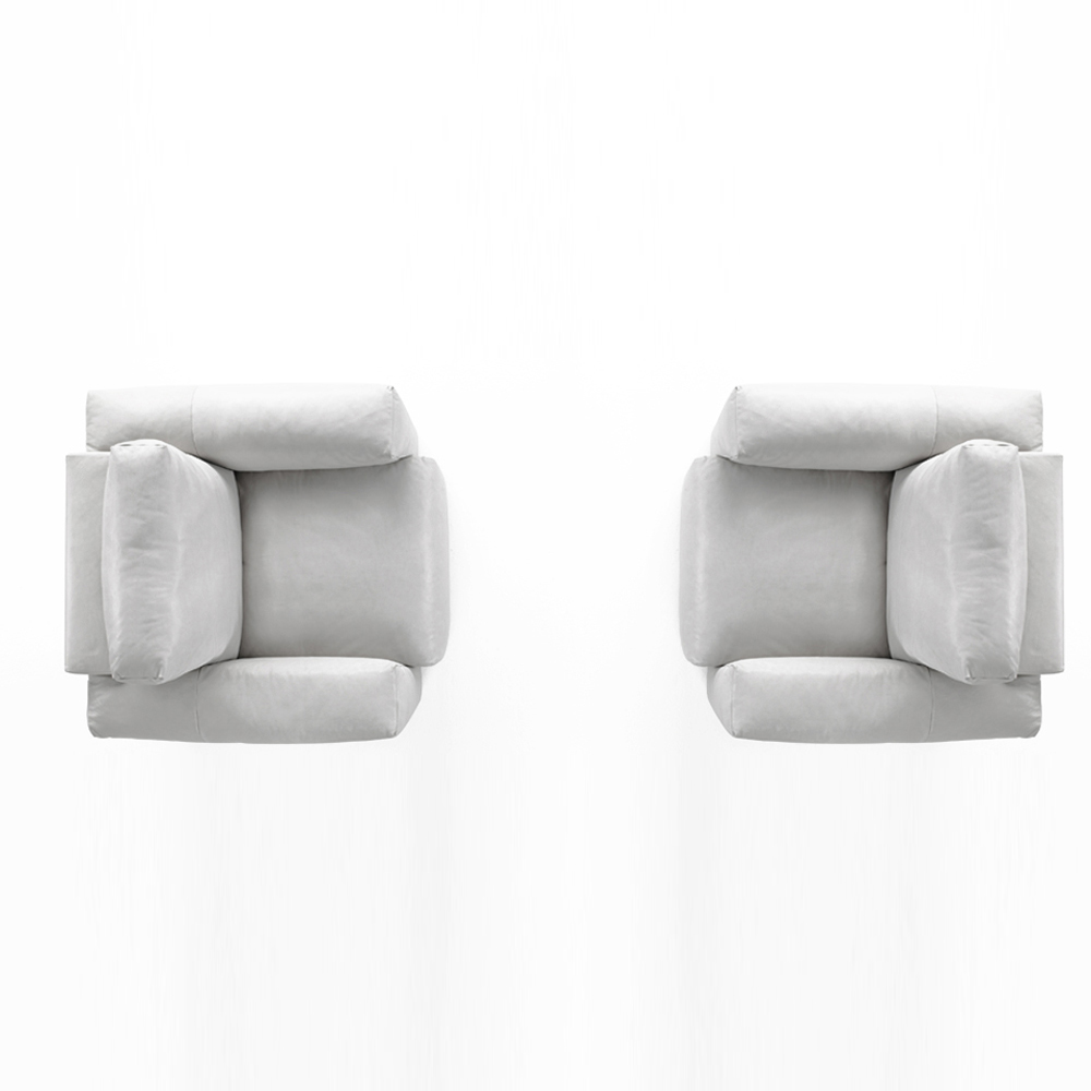 Zero Armchair Essence Collection by Naustro Italia