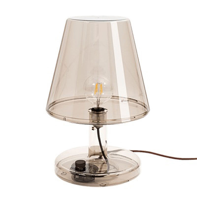 Trans-Parent Bronze Table Lamp by Fatboy
