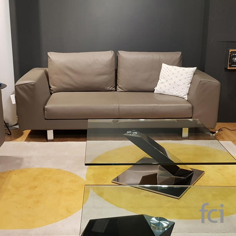 Flow 3 Seater Sofa by Naustro Italia