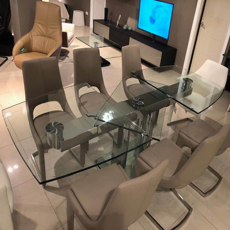 Nabucco Extending Dining Table by Fci Clearance