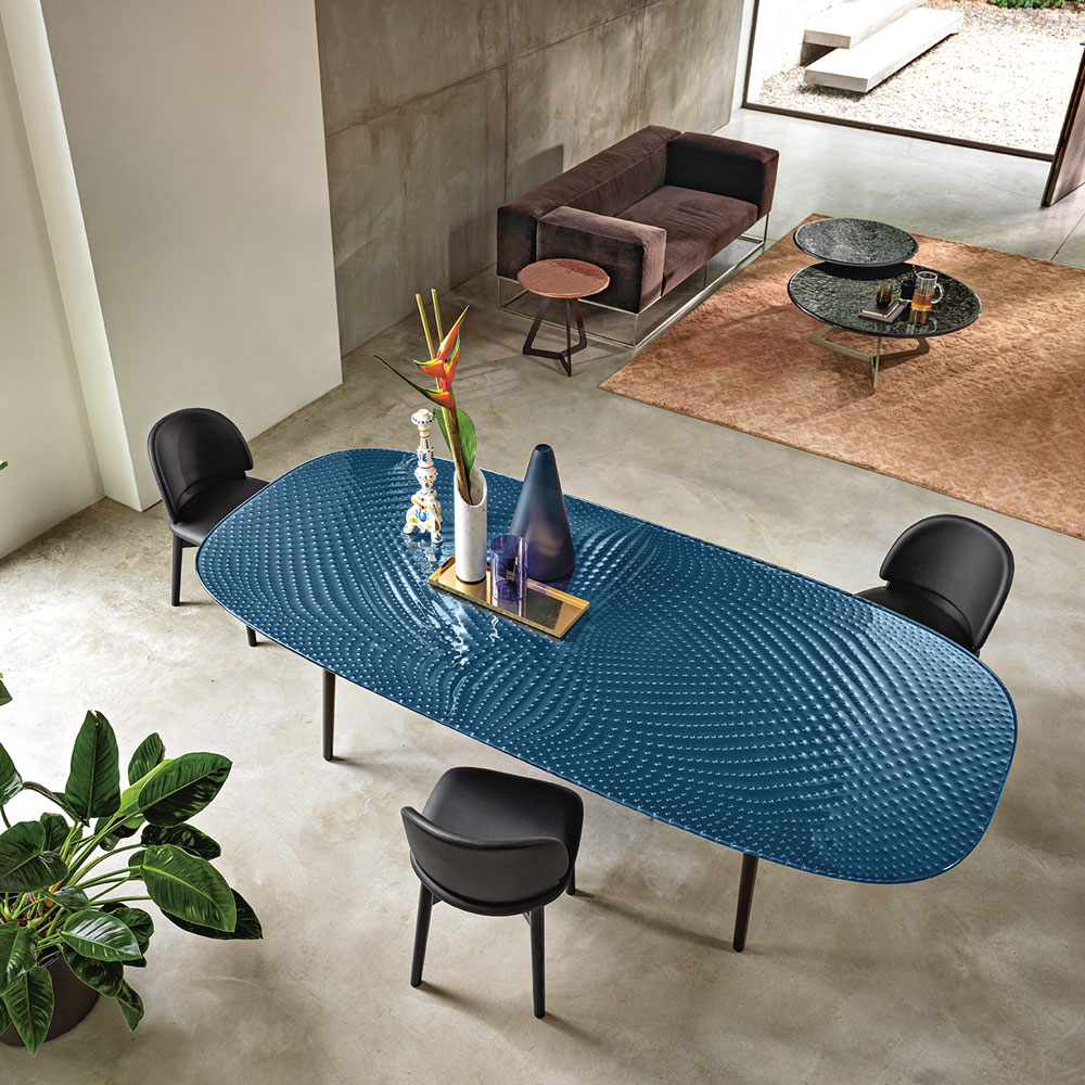 Coral Beach Dining Table by Fiam Italia