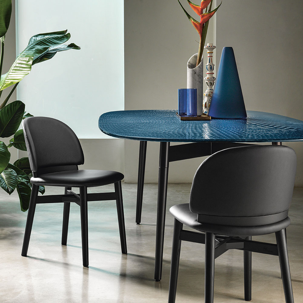 Easy Lloyd Dining Chair by Fiam Italia