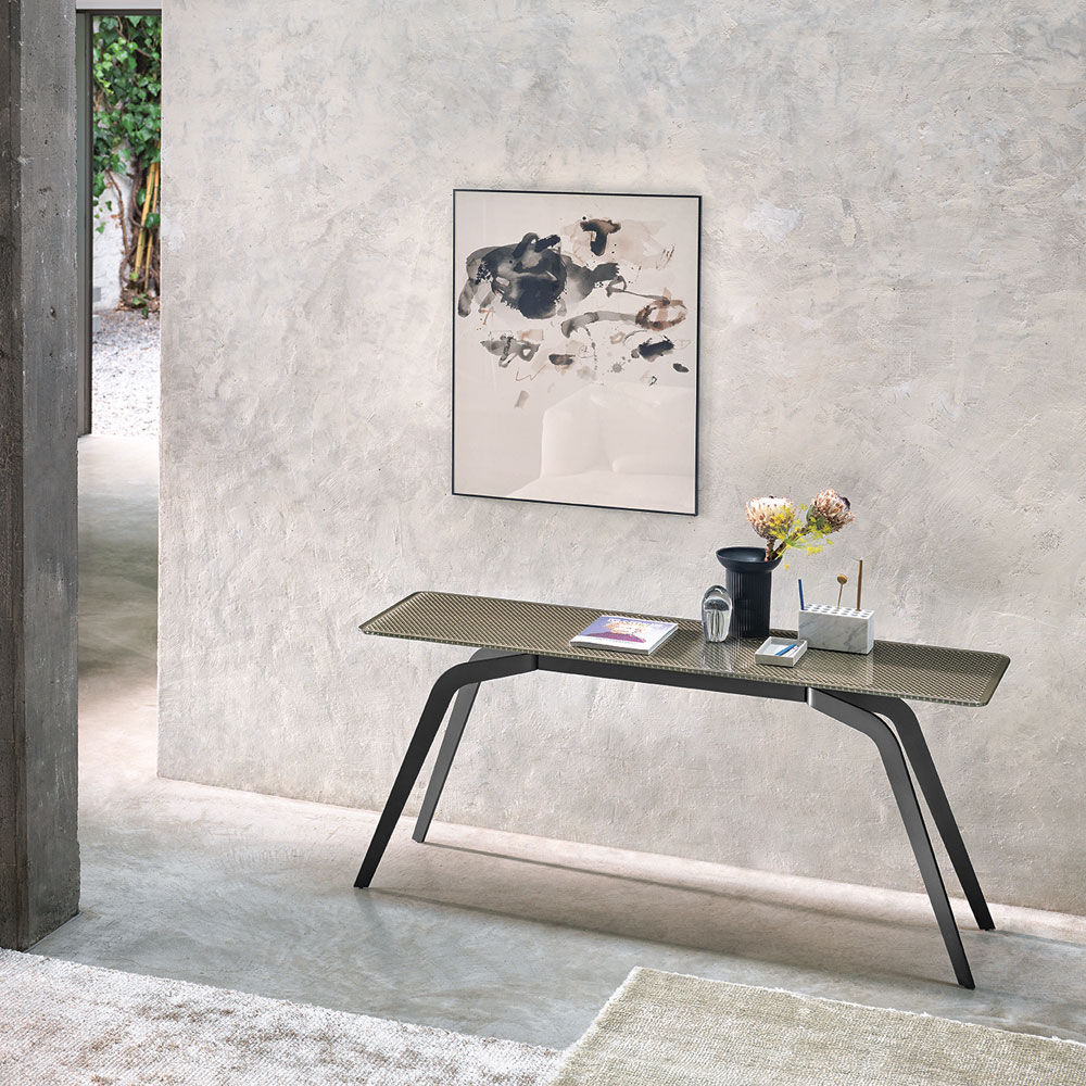 Lunar Console Table by Fiam Italia