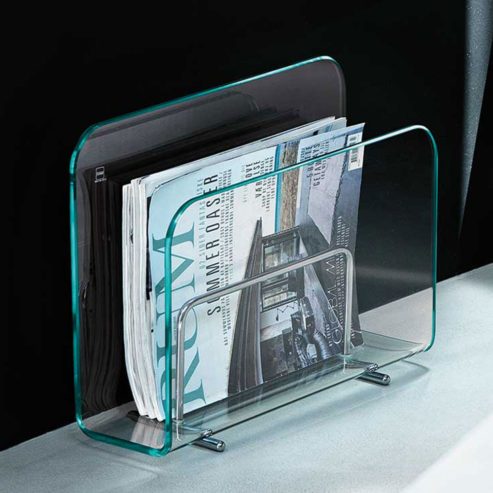 Vogue Magazine Rack by Fiam Italia