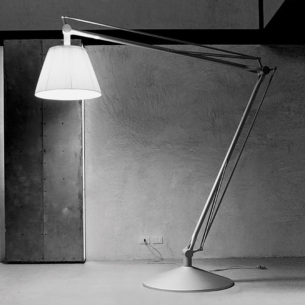 Superarchimoon Floor Lamp by Flos