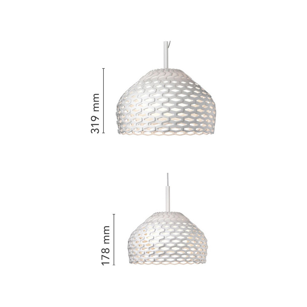 Romeo Soft Suspension Lamp by Flos