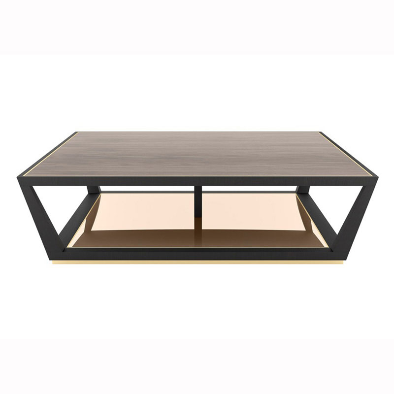 Hamburg L Coffee Table by Frato Interiors