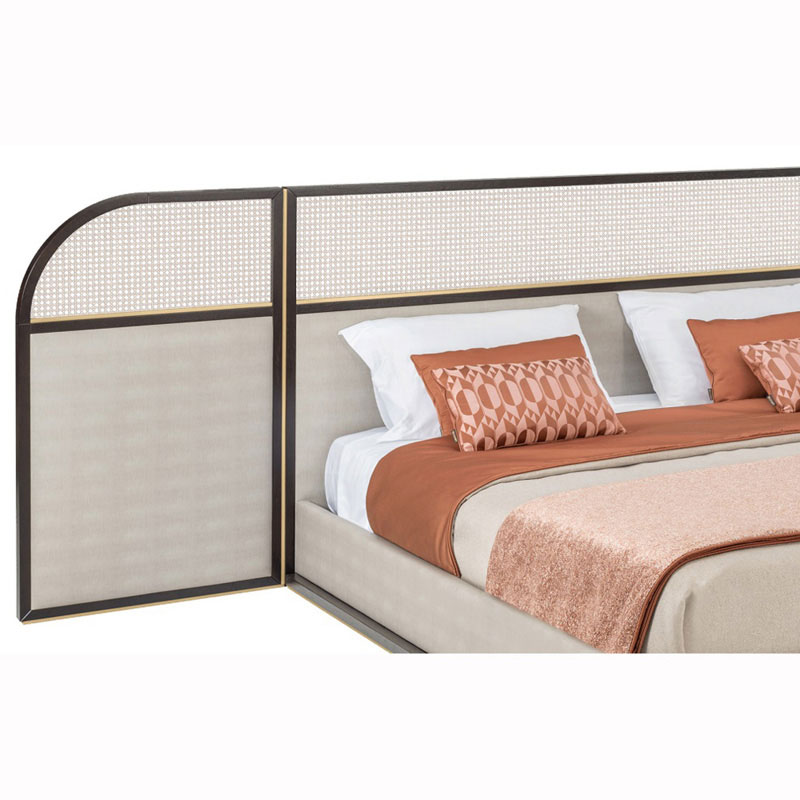 Kent Double Bed by Frato Interiors