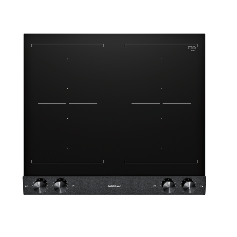 200 Series Glass Ceramic Induction hob 60 cm VG295220 by Gaggenau