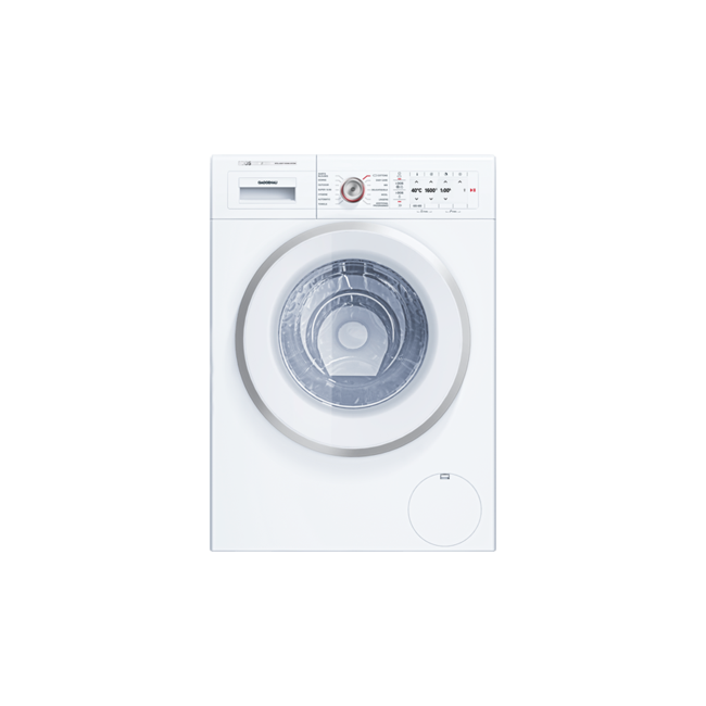 200 Series Washing Machine WM260162 by Gaggenau