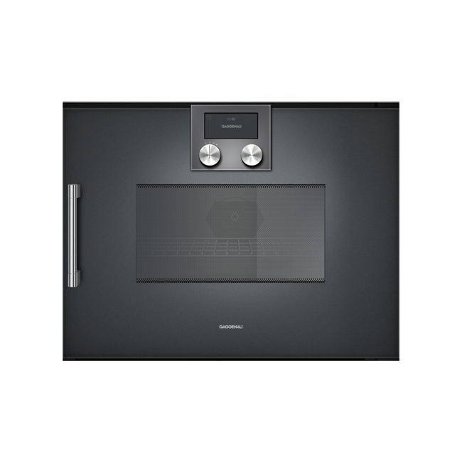 Combi Microwave Oven 200 Series BMP250100 by Gaggenau