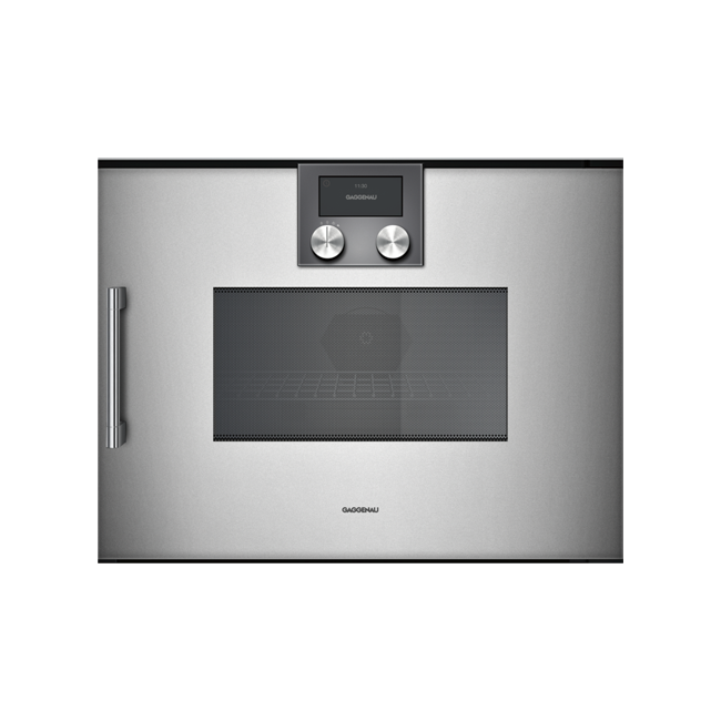 Combi Microwave Oven 200 Series BMP250110 by Gaggenau