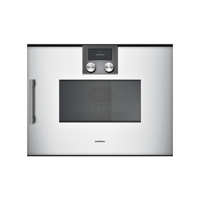 Combi Microwave Oven 200 Series BMP250130 by Gaggenau