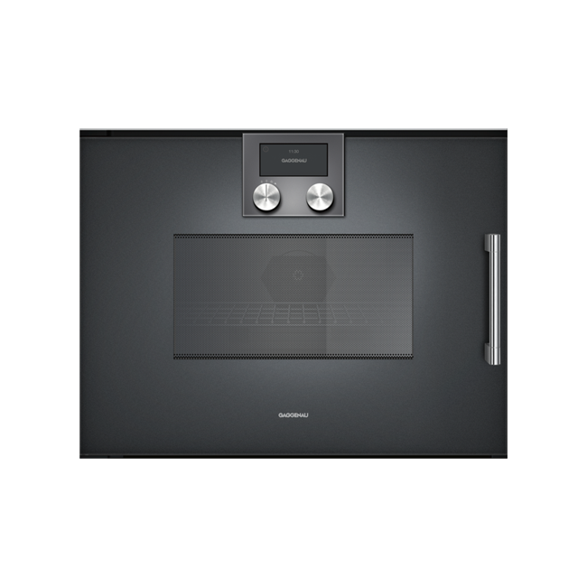 Combi Microwave Oven 200 Series BMP251100 by Gaggenau