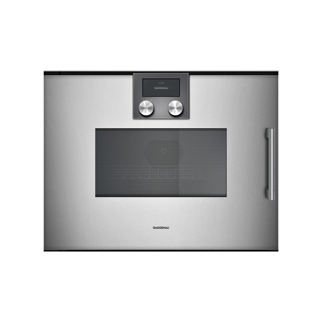 Combi Microwave Oven 200 Series BMP251110 by Gaggenau