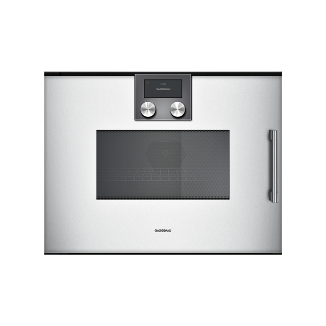 Combi Microwave Oven 200 Series BMP251130 by Gaggenau