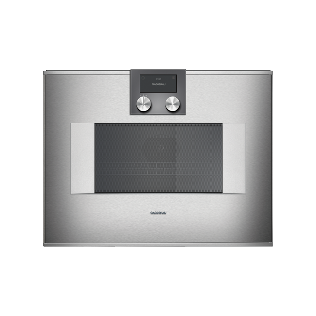 Combi Microwave Oven 400 Series BM450110 by Gaggenau