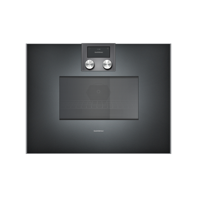 Combi Microwave Oven 400 Series BM451100 by Gaggenau