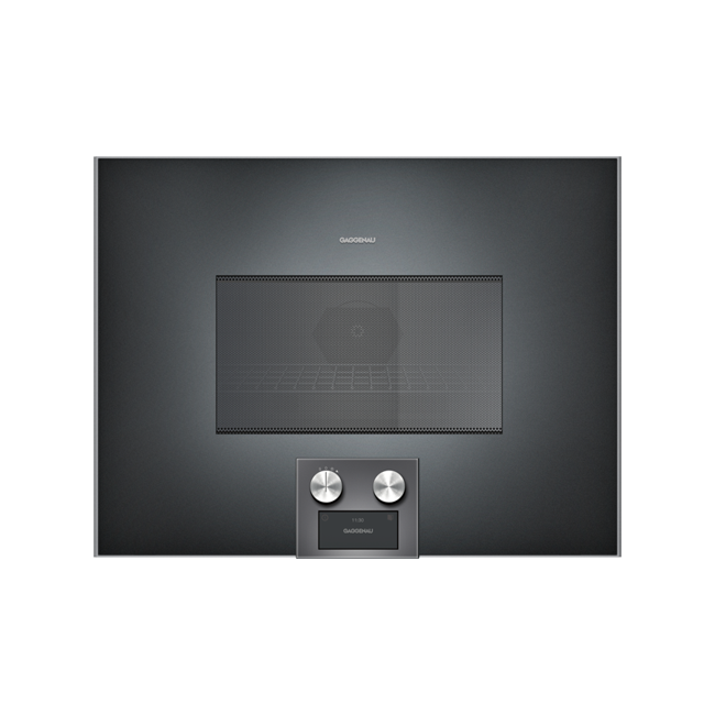 Combi Microwave Oven 400 Series BM455100 by Gaggenau