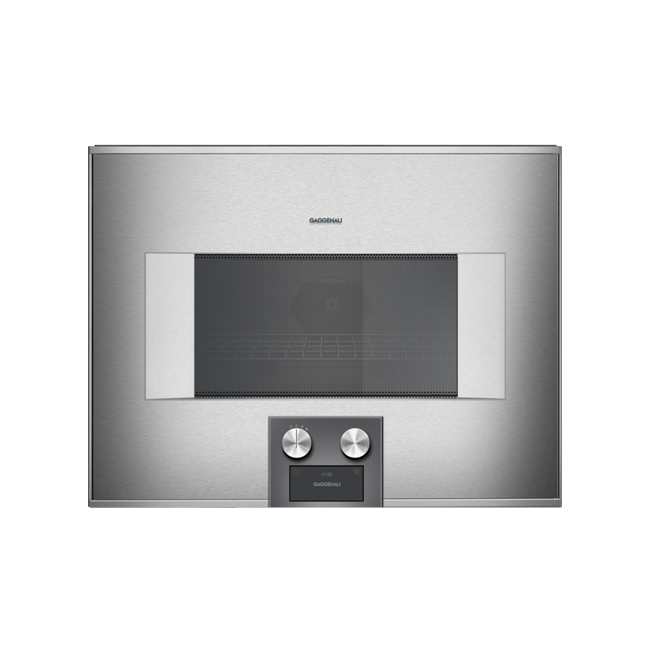 Combi Microwave Oven 400 Series BM455110 by Gaggenau