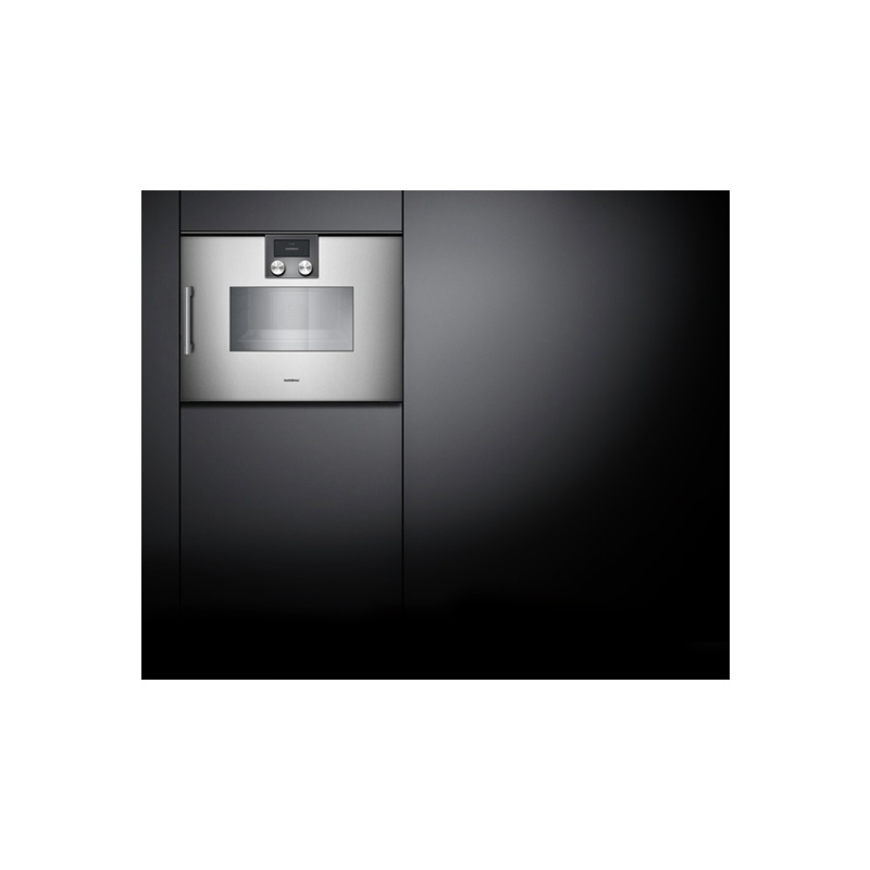 Combi Steam Oven 200 Series Bsp250110 by Gaggenau