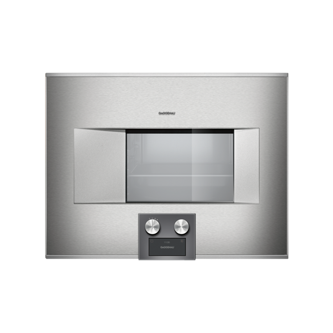 Combi Steam Oven 400 Series BS475111 by Gaggenau