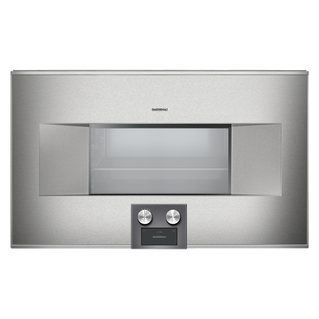 Combi Steam Oven 400 Series BS485111 by Gaggenau
