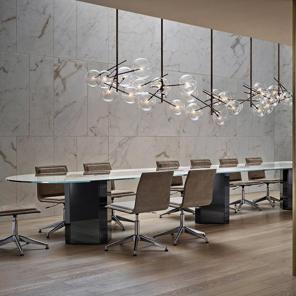 Akim System Conference Table by Gallotti & Radice