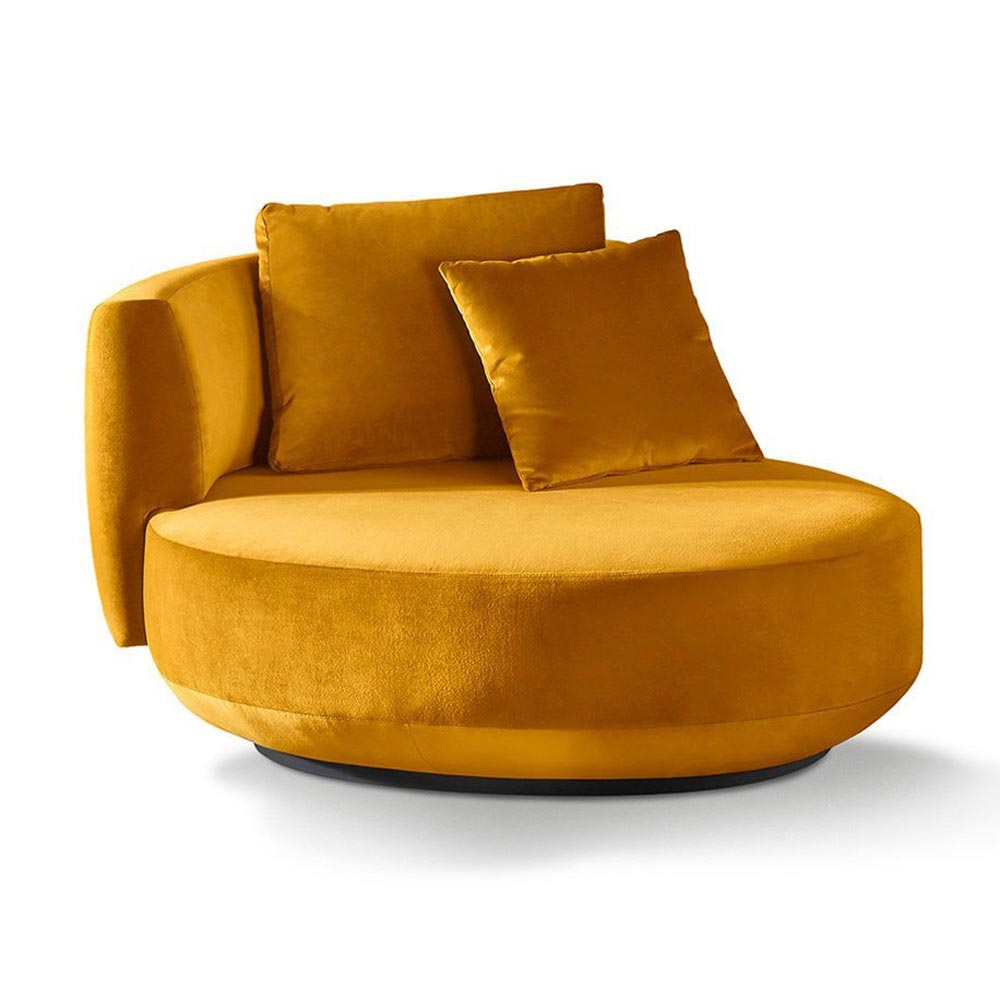 Audrey Lounger by Gallotti & Radice