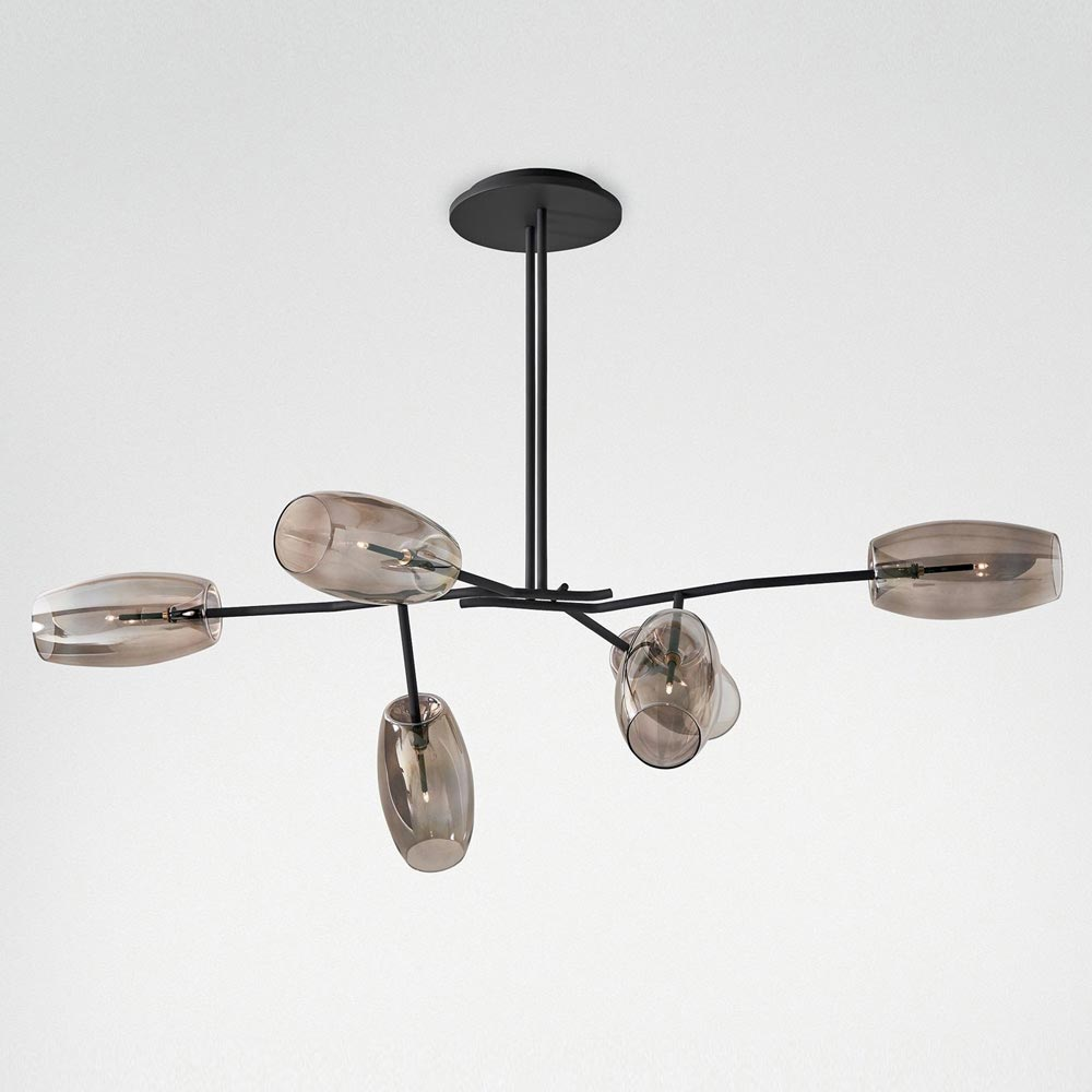 Diantha Ceiling Lamp by Gallotti & Radice