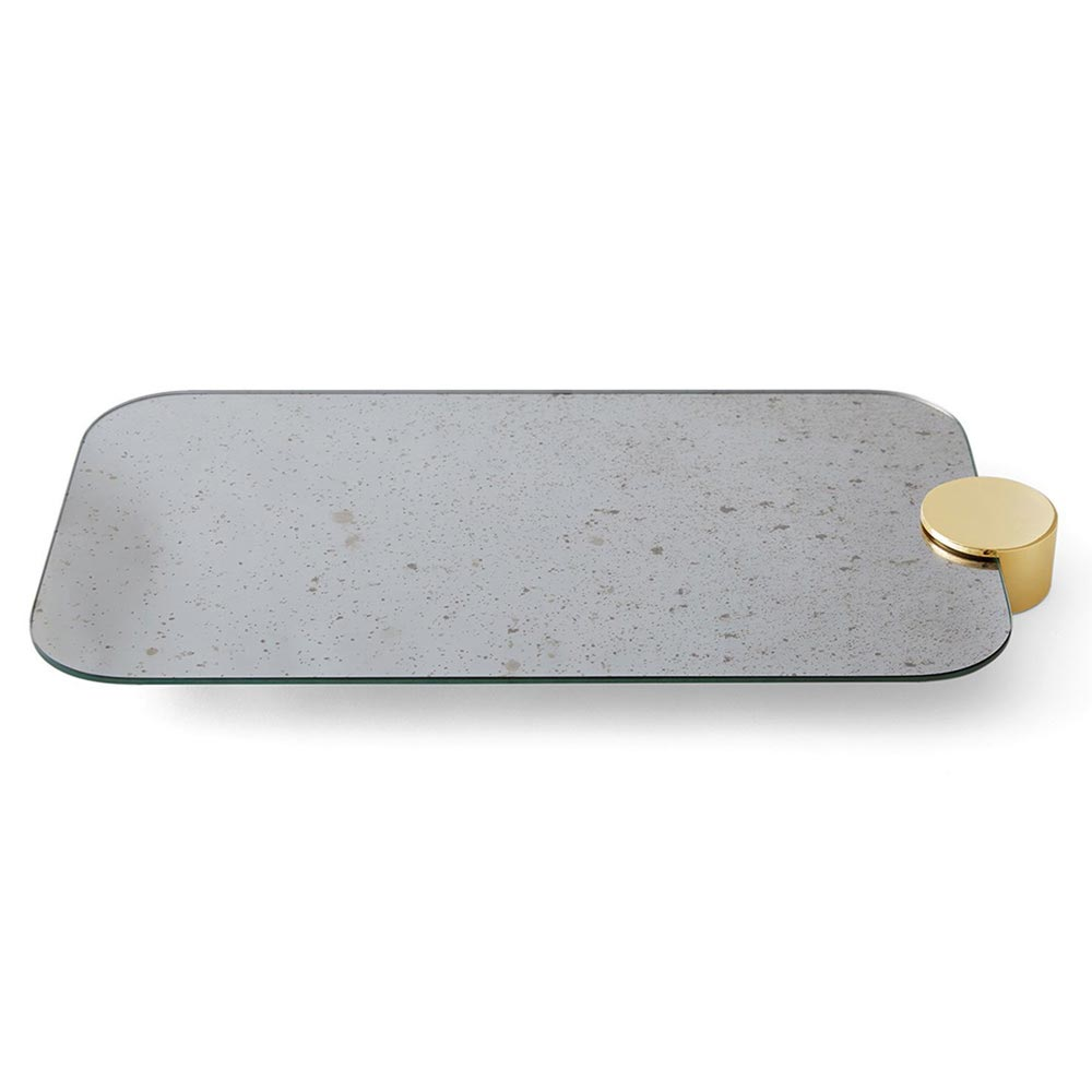Odette Rectangular Tray by Gallotti & Radice